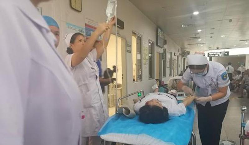Suspect arrested over stabbing rampage that leaves six dead and 12 wounded in southern China