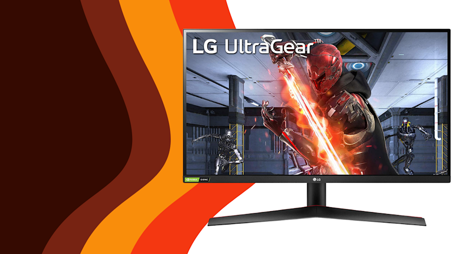 'The best monitor I've ever had': This LG gaming monitor is $150 off — but the sale won't last for long (Photo via Amazon)