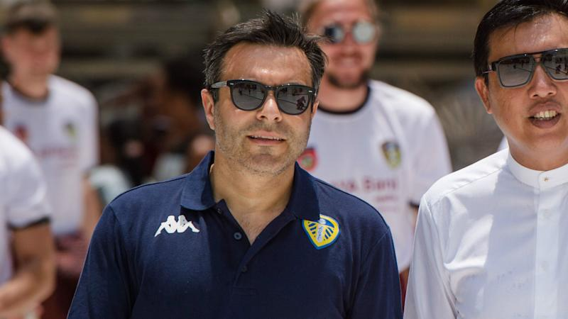 'There's a desire to do something together' - Leeds owner leaves door open to investment from PSG ownership