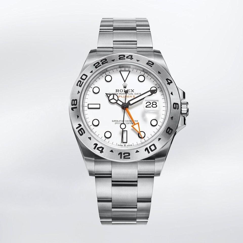 An Explorer II, too