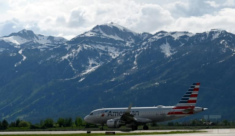 Fed Chair Jerome Powell is set to speak at an annual central bank conference against the backdrop of the majestice Grand Teton mountains