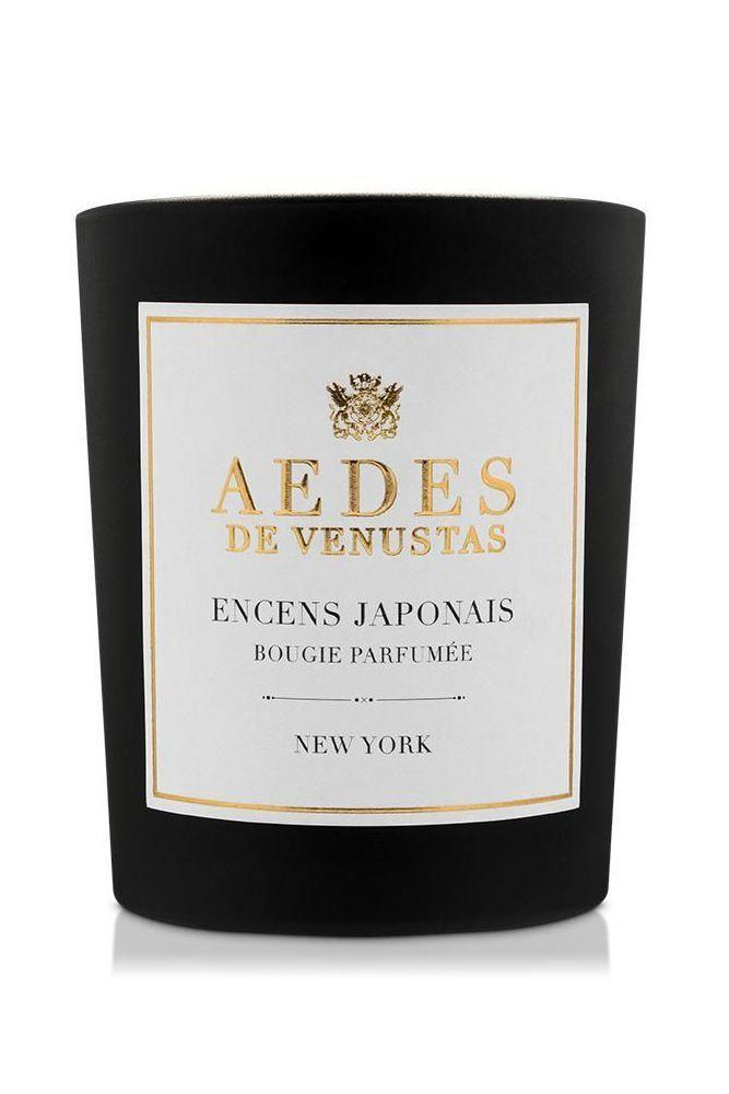 """<p><strong>AEDES DE VENUSTAS</strong></p><p>aedes.com</p><p><strong>$75.00</strong></p><p><a href=""""https://www.aedes.com/products/aedes-de-venustas-limited-edition-candle-by-lartisan-parfumeur?variant=5243745409"""" rel=""""nofollow noopener"""" target=""""_blank"""" data-ylk=""""slk:Shop Now"""" class=""""link rapid-noclick-resp"""">Shop Now</a></p><p>""""I have loved the selection from Aedes de Venustas for many years. There are so many new scents to discover, as well as old favorites."""" - <em>NG</em></p>"""
