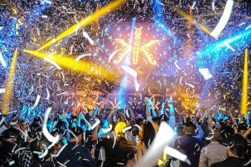 vegas hakkasan new year's