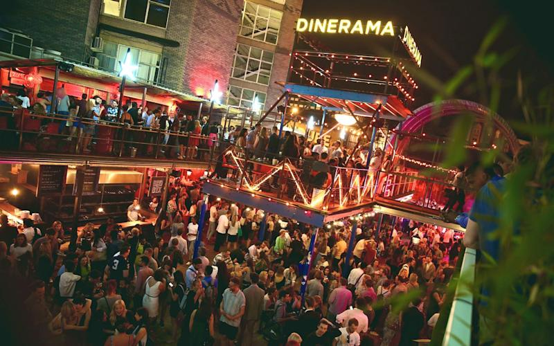 Shoreditch's Dinerama