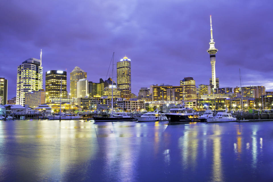 New Zealand, North Island, Auckland