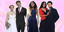 <p>These show-stopping prom dresses were handmade by mega-talented girls (and their moms) who wanted to leave high school with a BANG. <em>Project Runway, </em>are you paying attention?!</p>