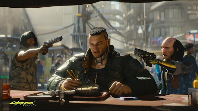 'Cyberpunk 2077' has the makings of a truly incredible game.