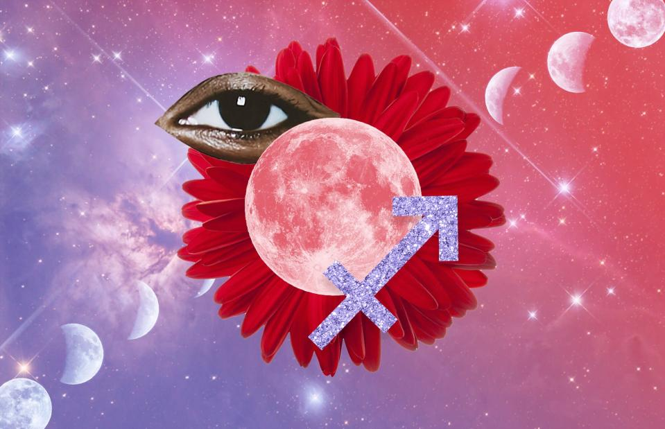 May's 'Super Flower Blood Moon' Lunar Eclipse Could Catapult You Into the Next Chapter of Your Life