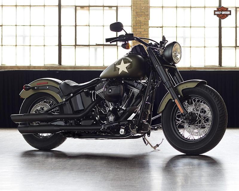 we ride harley's fastest softails ever