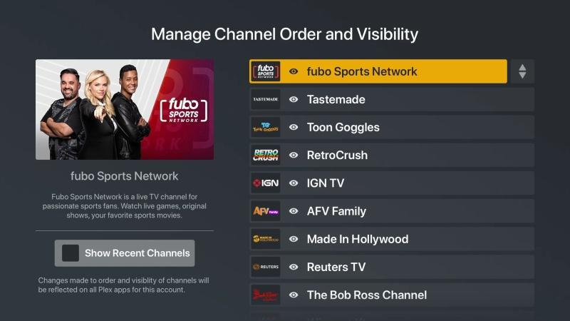 Plex launches free ad-support live TV streaming with over 80 channels