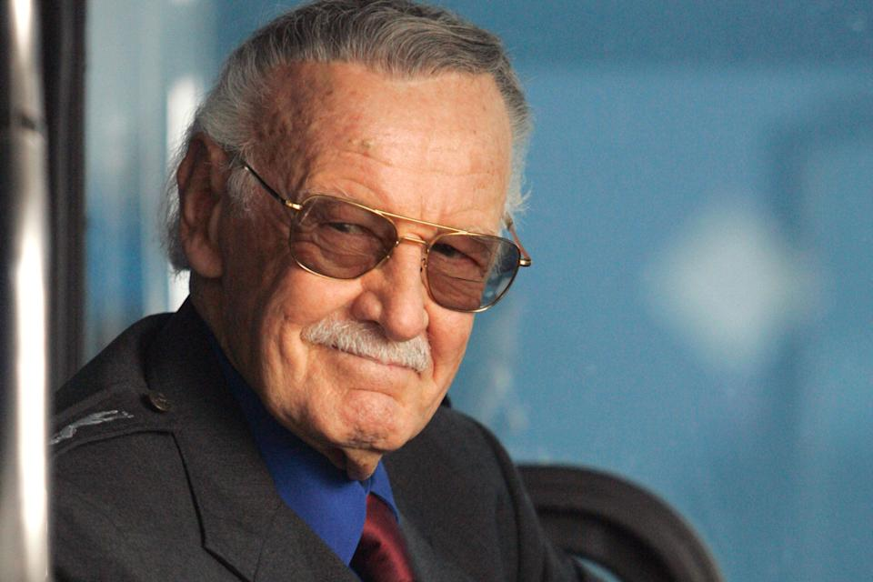 Stan Lee gets a touching tribute