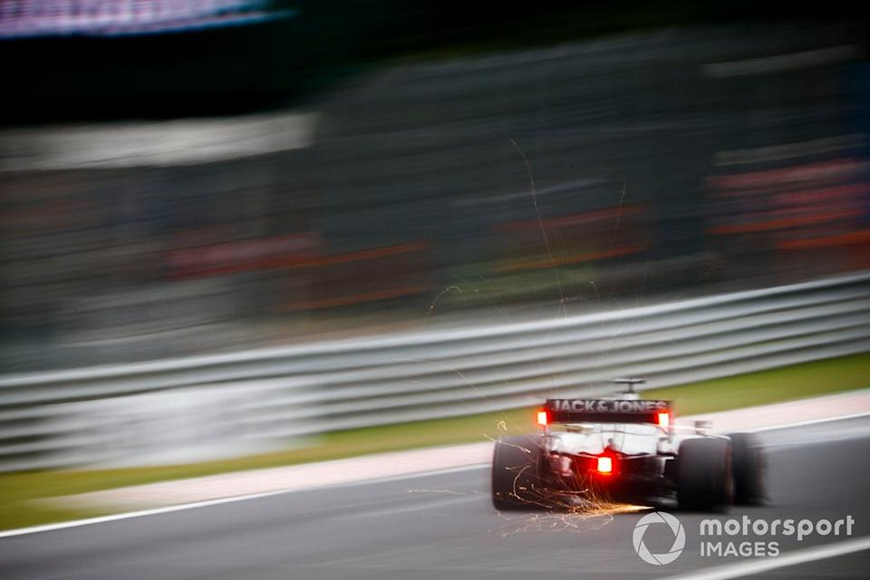 "Romain Grosjean, Haas VF-20<span class=""copyright"">Andy Hone / Motorsport Images</span>"