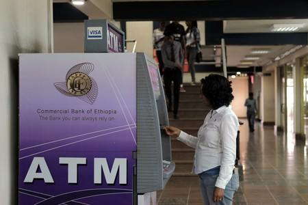 Image result for ATM Commercial bank of Ethiopia