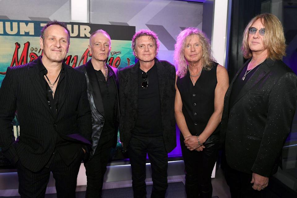 <p>Record sales started to slip in the early 90s, but the band continued to make music and tour, and the band has stuck together and had a residency in 2013 in Las Vegas. Def Leppard was due to tour in 2020, alongside Poison and Mötley Crüe, but the tour has been postponed until 2022 due to COVID. </p>