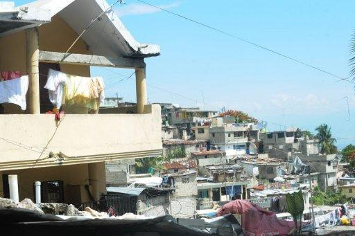 Port-au-Prince was struck by a catastrophic 2010 earthquake that killed an estimated 225,000 people and displaced 1.5mn