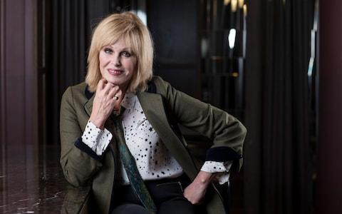 Joanna Lumley has condemned the EU - Credit:  Heathcliff O'Malley