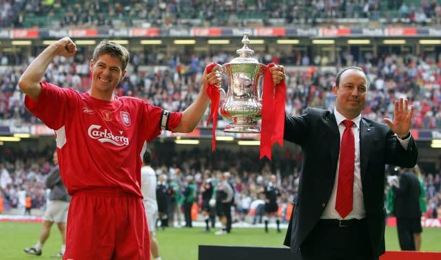 Liverpool have not won the FA Cup since 2006. (Nick Potts/PA)