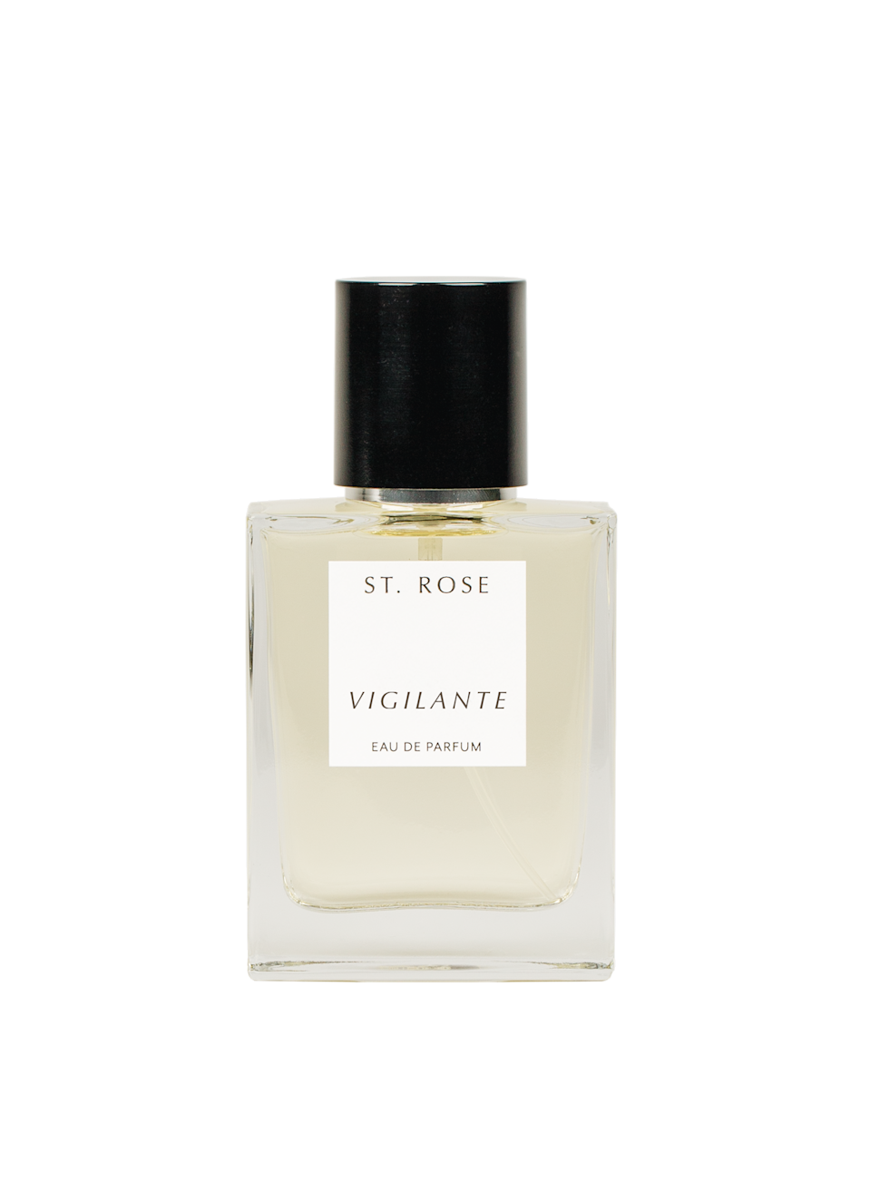 "<p><strong>ST. ROSE</strong></p><p>st-rose.com</p><p><strong>$165.00</strong></p><p><a href=""https://www.st-rose.com/products/vigilante-eau-de-parfum"" rel=""nofollow noopener"" target=""_blank"" data-ylk=""slk:SHOP IT"" class=""link rapid-noclick-resp"">SHOP IT</a></p><p>Even at first glance, there's something alluring about this fragrance. The devious name. The simplicity of the bottle. Take a whiff, and you'll probably fall in love. With hints of bergamot, ylang ylang, tobacco, and cedarwood, there's nothing about this perfume that isn't sexy. Spritz it on to carry that mysterious energy into 2021.</p>"