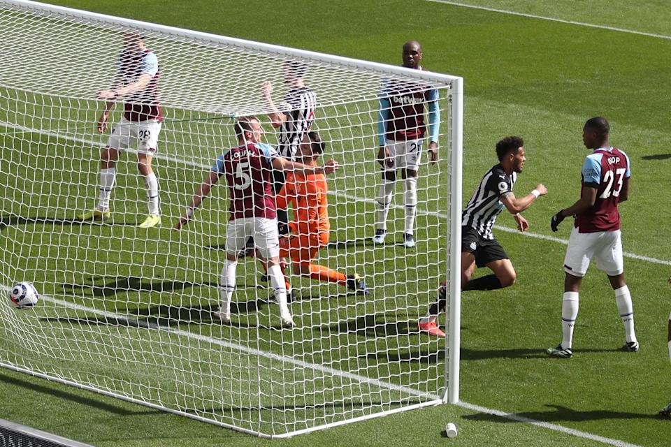 The Hammers must bounce back after losing at NewcastlePool via REUTERS