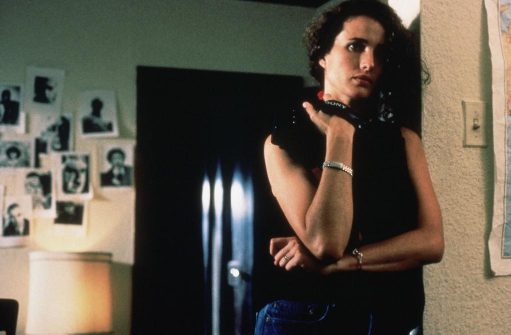 """<a>Sex, Lies and Videotape</a>"" (Steven Soderbergh, 1989): ""It was grown up. I felt like I got a look into what it was to deal with grown-up issues. And there was something sophisticated and human about it and interesting. I felt really turned on. """