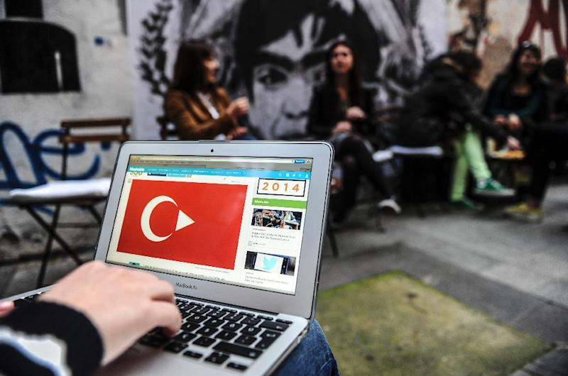 A huge data leak in Turkey risks exposing millions of citizens to identity theft and fraud, according to Turkish media reports (AFP Photo/Ozan Kose)
