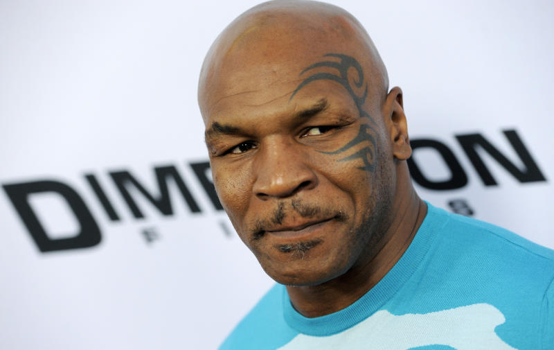 Adult Swim plans a cartoon show to star Mike Tyson