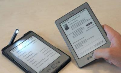 Screen fatigue blamed as ebook sales fall for second year running