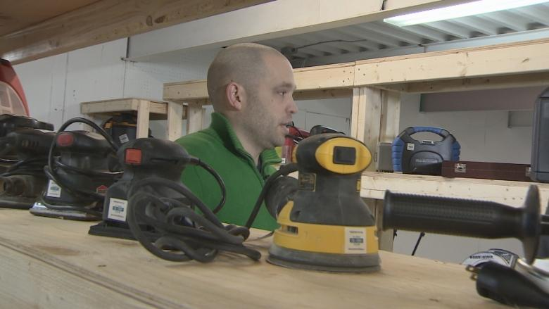 Take a tool, and some tips: St. John's tool library ready for the DIY crowd