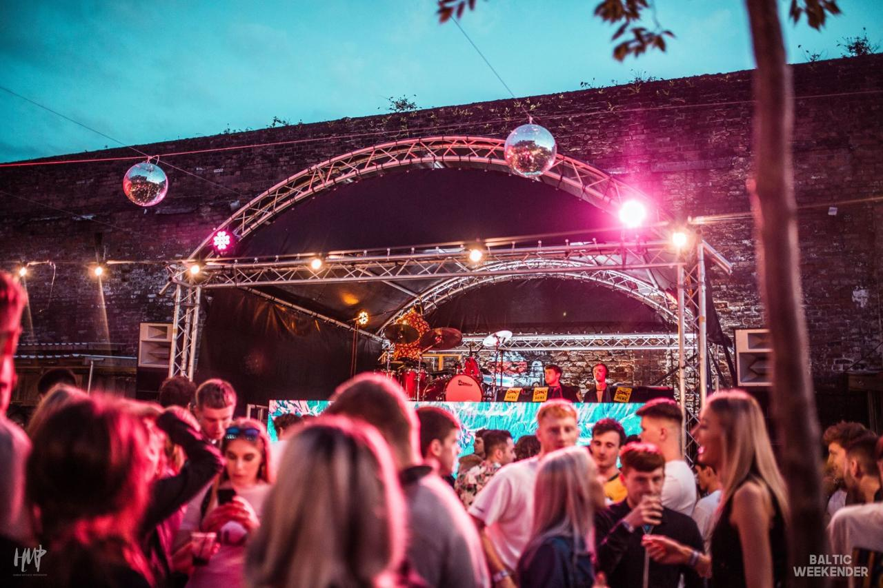 "<p>This budget-friendly weekend-long party sees big headliners and local music acts take over Liverpool's trendiest part of town. <a rel=""nofollow"" href=""https://www.facebook.com/events/170587113458961/"">This year it's on from June 1 – 3</a>. <em>[Photo: Baltic Weekender/Facebook]</em> </p>"