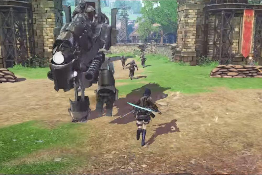 Sega's military-themed brawler Valkyria Revolution will hit North America for the Xbox One and PlayStation 4 in June, promising a new action-oriented focus for a series with turn-based origins.