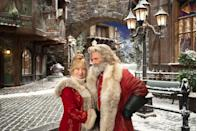<p>This follow-up to the 2018 Netflix film again features longtime real-life couple Kurt Russell and Goldie Hawn in the roles of Santa and Mrs. Claus. Years after Kate (Darby Camp) joined Santa in his efforts to help save the world and deliver toys to all the True Believers, he needs her help again on a very similar but important mission. And yes, Russell's very 2020-pandemic beard makes its return.</p>