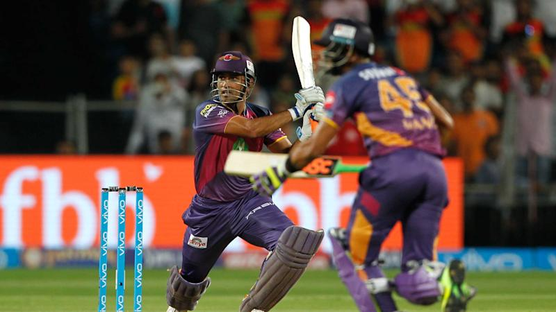 Vintage Dhoni on Display, Pune Seal Last-Ball Win Over Hyderabad
