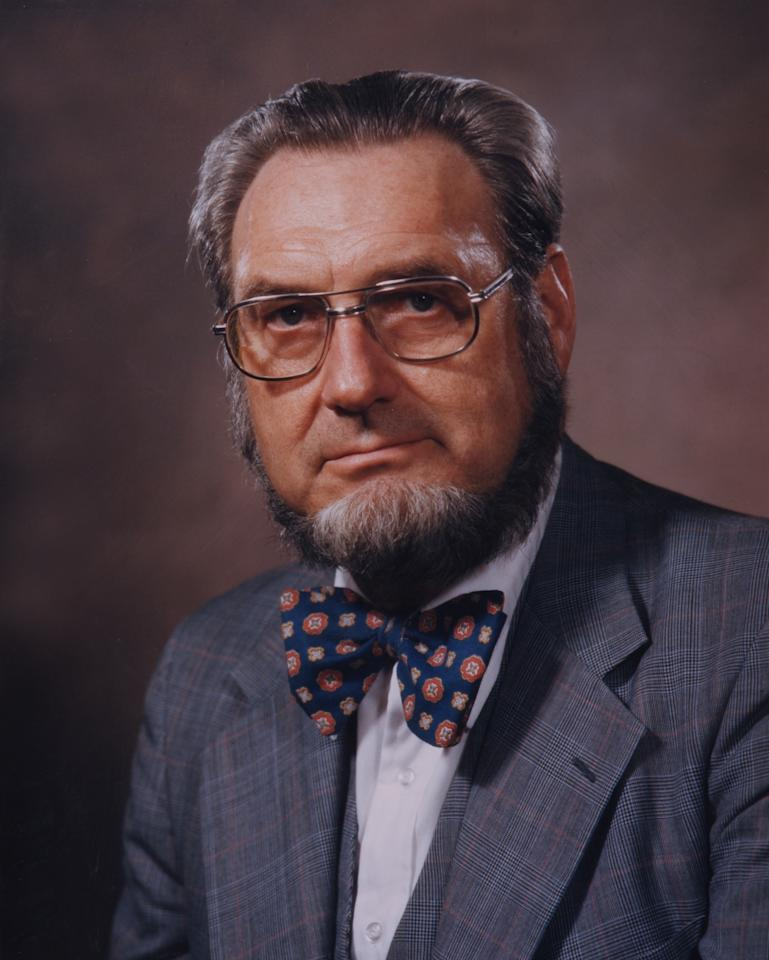 Portrait of American physician and US Surgeon General Dr. Charles Everett Koop, Philadelphia, Pennsylvania, 1979. (Photo by Bachrach/Getty Images)