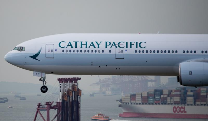 Almost half of Cathay Pacific's pilots want to leave the Hong Kong carrier: union survey
