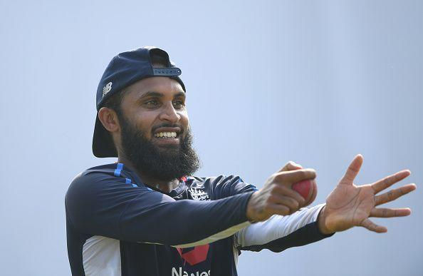 Adil Rashid has played for Adelaide Strikers in the Big Bash League