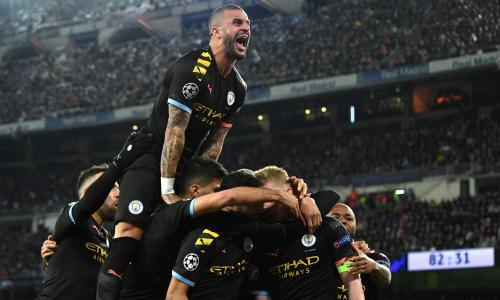 Guardiola dips into his bible to find tactical blueprint for win in Madrid