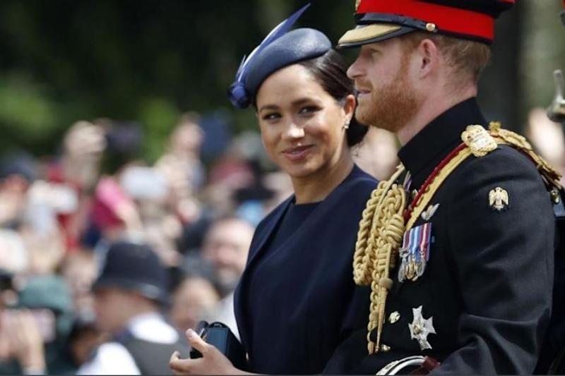 Royals Reviewing Meghan Markle's Post 'Megxit' Title as it Makes Her Sound Like a Divorcee
