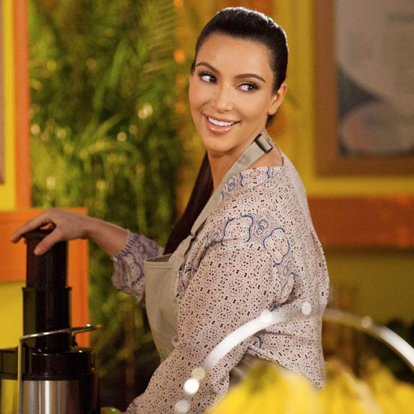 Kim Kardashian Mocks Her Divorce On 'Drop Dead Diva' — Watch