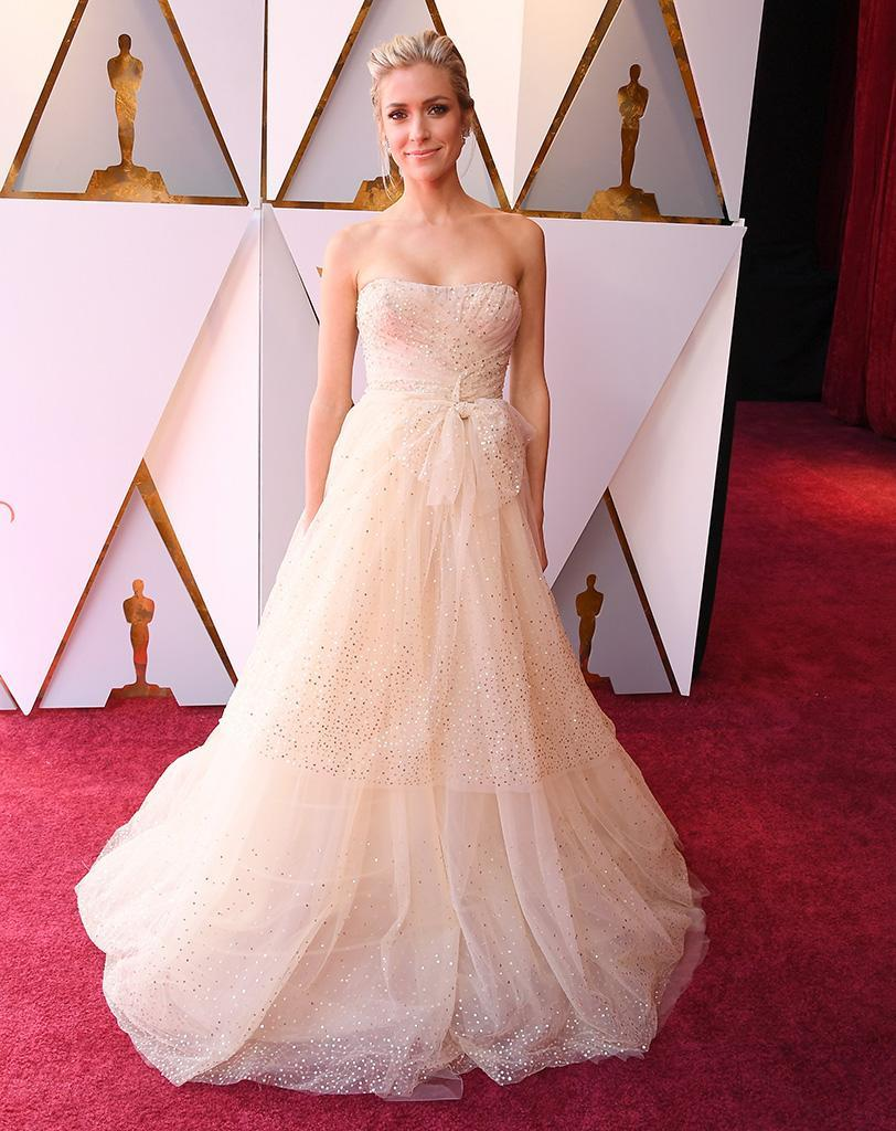 <p>Kristin Cavallari attends the 90th Academy Awards in Hollywood, Calif., March 4, 2018. (Photo: Steve Granitz/Getty Images) </p>