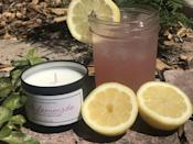 """<p><strong>BlkOrchidApothecary</strong></p><p>etsy.com</p><p><strong>$10.00</strong></p><p><a href=""""https://go.redirectingat.com?id=74968X1596630&url=https%3A%2F%2Fwww.etsy.com%2Flisting%2F698867142%2Fpink-lemonade-candle&sref=https%3A%2F%2Fwww.delish.com%2Fholiday-recipes%2Fchristmas%2Fg3831%2Fbest-food-gifts%2F"""" rel=""""nofollow noopener"""" target=""""_blank"""" data-ylk=""""slk:BUY NOW"""" class=""""link rapid-noclick-resp"""">BUY NOW</a></p><p>A candle that smells like your favorite summer beverage but burns all year long? I'll take five. One for me and all of my besties.</p>"""