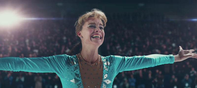 Margot Robbie has also been nominated for an award at the 2018 Golden Globes for her role in I,Tonya. Source: NEON