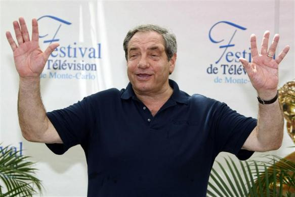 Dick Wolf, $70 million: Dick Wolf gestures during a photocall at the 48th Monte Carlo Television Festival in Monaco June 11, 2008.