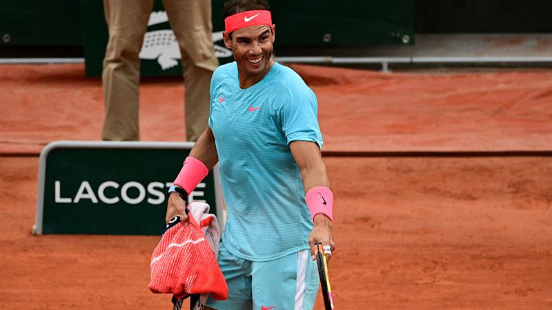 French Open 2020 1 4m Detail In Rafael Nadal S Outfit
