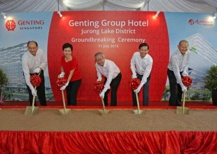 Here's a glimpse of Genting Singapore's first Jurong hotel