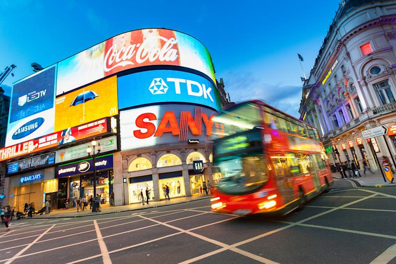 Piccadilly takes its name from the piccadill, a wide, decorated collar that was sufficiently popular to make the fortune of a tailor called Robert Baker - Credit: ALAMY