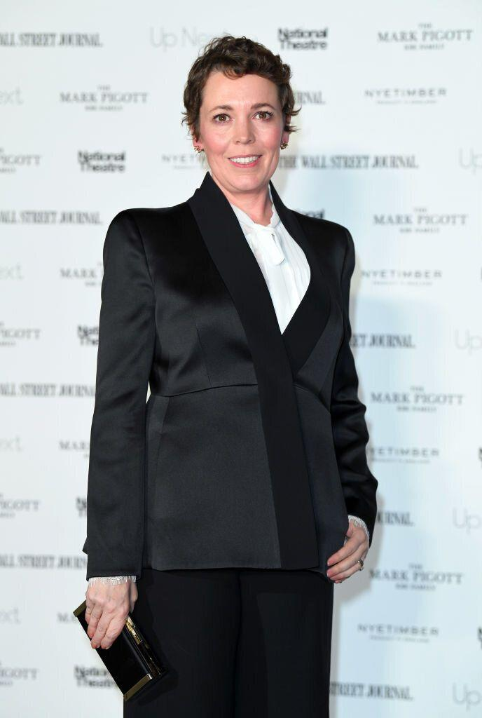 """The magazine described Olivia Colman as an """"emerging National Treasure."""" [Photo: Getty]"""