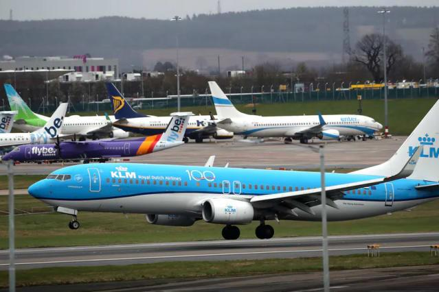 Netherlands bans UK flights for rest of year to fend off new Covid-19 strain