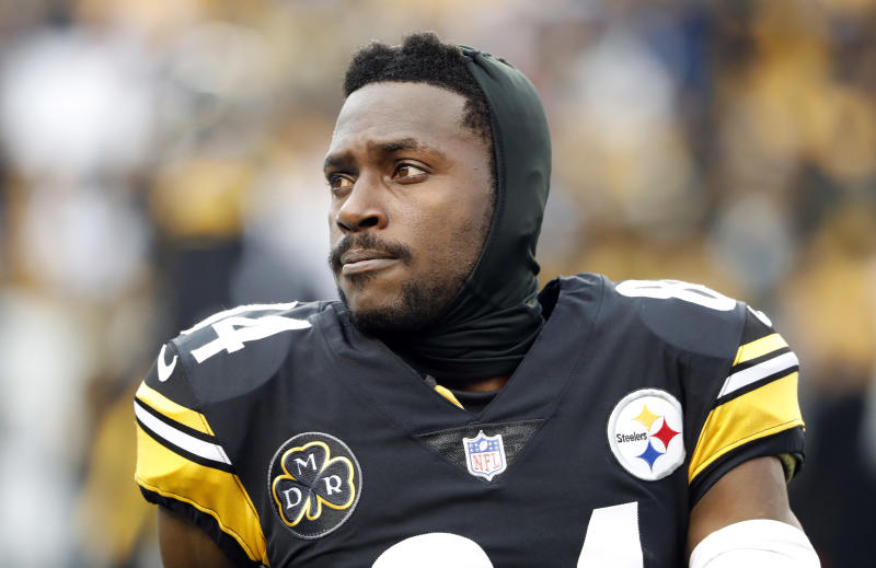antonio brown - photo #9