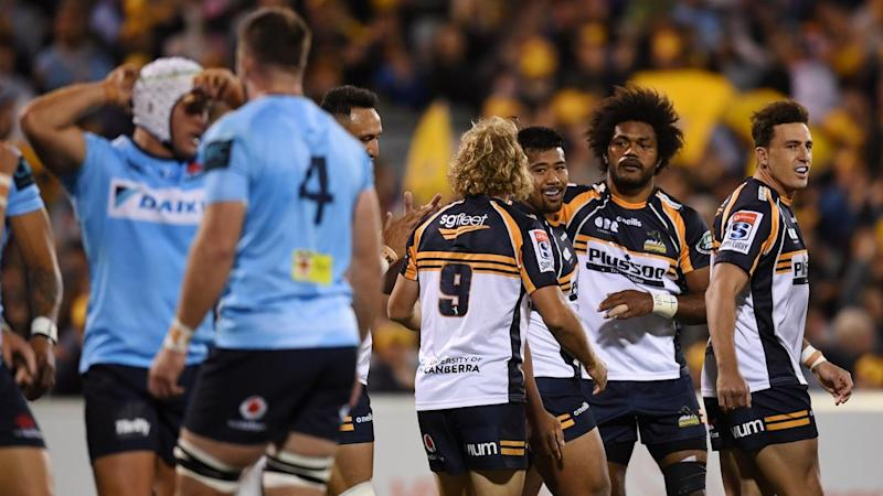 The Brumbies want to put on a show against the Waratahs in Canberra before fans are locked out