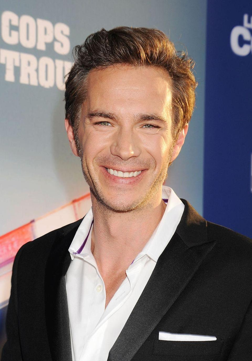 """<p>You've probably seen him in <em>Dunkirk</em> or <em>Homeland</em>, but long before he was a successful actor, James D'Arcy worked at McDonald's. His experience was actually pretty scary. Someone pulled a gun on him while he was working the register one night, he told <a href=""""https://metro.co.uk/2012/01/18/james-darcy-someone-pointed-a-gun-at-me-when-i-worked-at-mcdonalds-288919/"""" rel=""""nofollow noopener"""" target=""""_blank"""" data-ylk=""""slk:Metro"""" class=""""link rapid-noclick-resp""""><em>Metro</em></a>. He stopped working there shortly afterwards.</p>"""